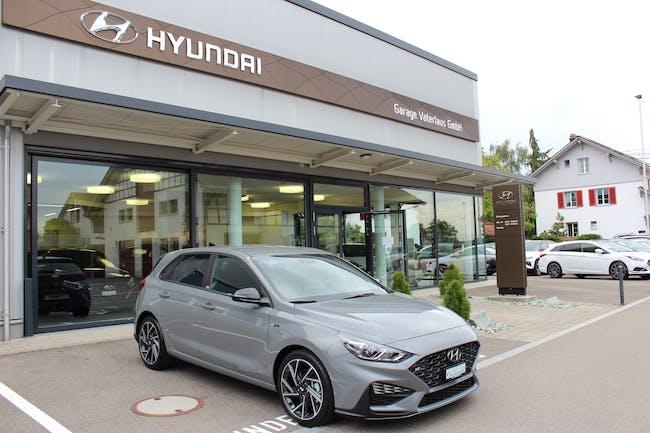 Hyundai i30 1.5 T-GDi N Line 48V MH DCT 30 km CHF33'100 - acheter sur carforyou.ch - 1