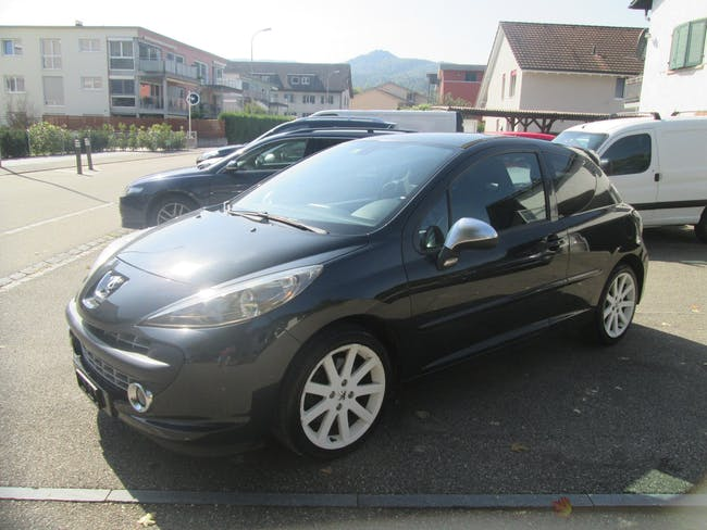 Peugeot 207 1.6 16V Turbo GTi 140'000 km CHF4'700 - kaufen auf carforyou.ch - 1
