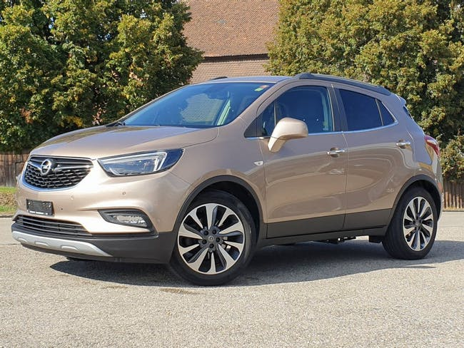 Opel Mokka X 1.4T 4x4 Excellence (AUTOMATIQUE) 57'000 km CHF21'500 - acquistare su carforyou.ch - 1
