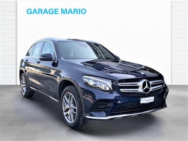 Mercedes-Benz GLC-Klasse GLC 350 e AMG Line 4Matic 7G-Tronic 43'300 km CHF41'700 - acheter sur carforyou.ch - 1