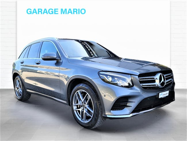 Mercedes-Benz GLC-Klasse GLC 250 d AMG Line 4Matic 9G-Tronic 93'900 km CHF39'700 - acheter sur carforyou.ch - 1