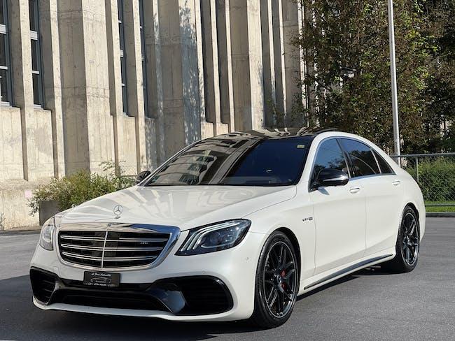 Mercedes-Benz S-Klasse S 63 AMG L 4Matic+ 9G-Tronic 122'500 km CHF98'900 - acheter sur carforyou.ch - 1
