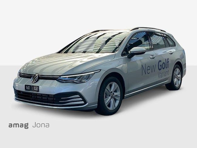VW Golf 8 Variant Life 5'500 km CHF30'555 - buy on carforyou.ch - 1