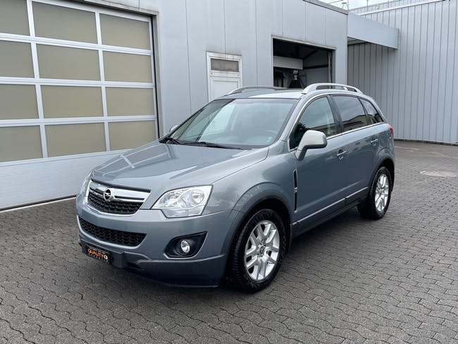 Opel Antara 2.2 CDTi Enjoy 4WD Automatic 108'500 km CHF9'900 - acquistare su carforyou.ch - 1