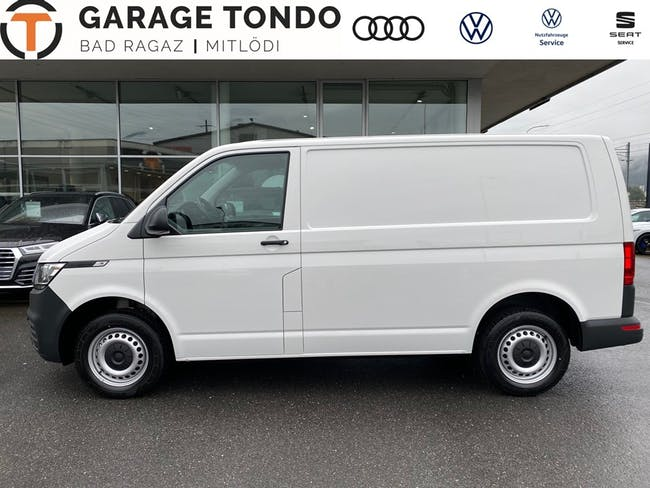 VW other Transporter 6.1 Kastenwagen RS 3000 mm 25 km CHF49'700 - acquistare su carforyou.ch - 1