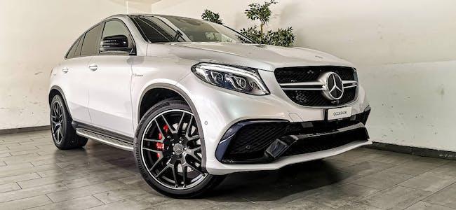 Mercedes-Benz GLE-Klasse GLE 63 S V8 AMG 89'000 km CHF74'900 - buy on carforyou.ch - 1