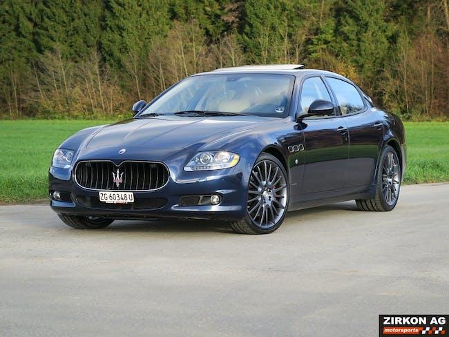 Maserati Quattroporte 4.7 V8 GT S 82'500 km CHF43'500 - kaufen auf carforyou.ch - 1