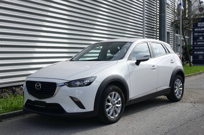 Mazda CX-3 2.0 Challenge 59'500 km CHF13'900 - kaufen auf carforyou.ch - 1