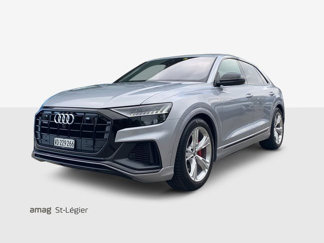 Audi Q8 60 TFSI e 6'900 km CHF114'900 - buy on carforyou.ch - 1