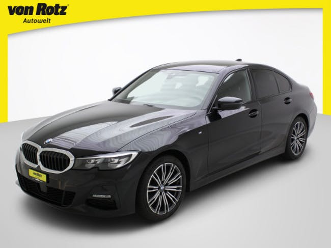 BMW 3er 320d xDrive M Sport 78'950 km CHF39'999 - buy on carforyou.ch - 1