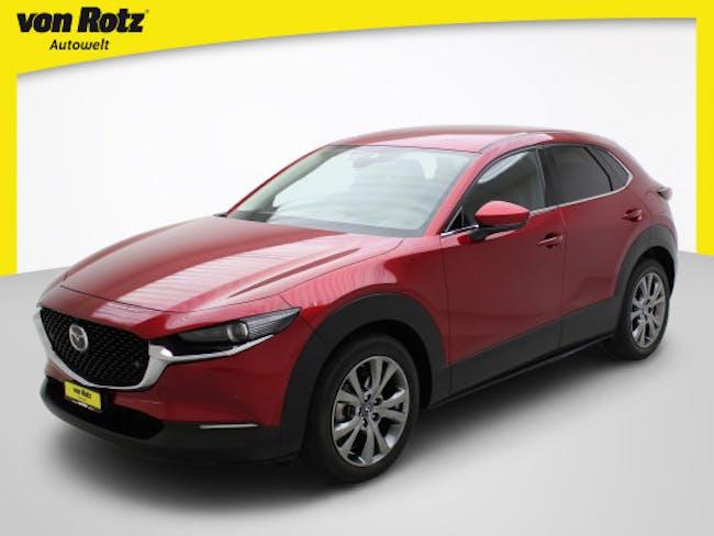 Mazda CX-30 X 180 RevolutionAWD 12'500 km CHF33'890 - kaufen auf carforyou.ch - 1
