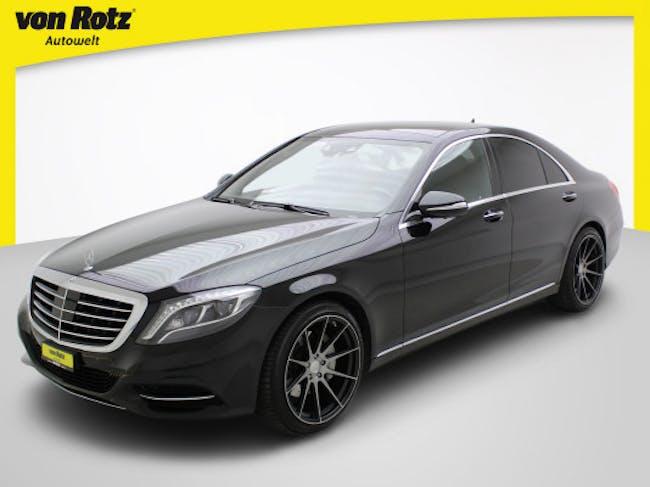 Mercedes-Benz S-Klasse S 350 d 4Matic 81'400 km CHF51'699 - acheter sur carforyou.ch - 1