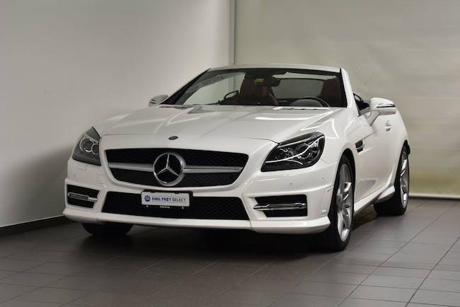 Mercedes-Benz SLK 350 BlueEffic. 74'800 km CHF25'900 - buy on carforyou.ch - 1