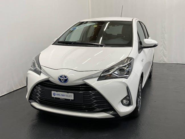 Toyota Yaris 1.5 VVT-i HSD Trend 2'200 km CHF21'900 - buy on carforyou.ch - 1