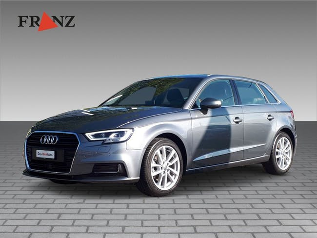 Audi A3 Sportback 35 TFSI design Attraction 32'700 km CHF29'400 - buy on carforyou.ch - 1
