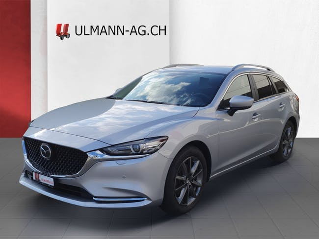 Mazda 6 Sport Wagon 2.0 Ambition Automat 18'100 km CHF28'460 - kaufen auf carforyou.ch - 1