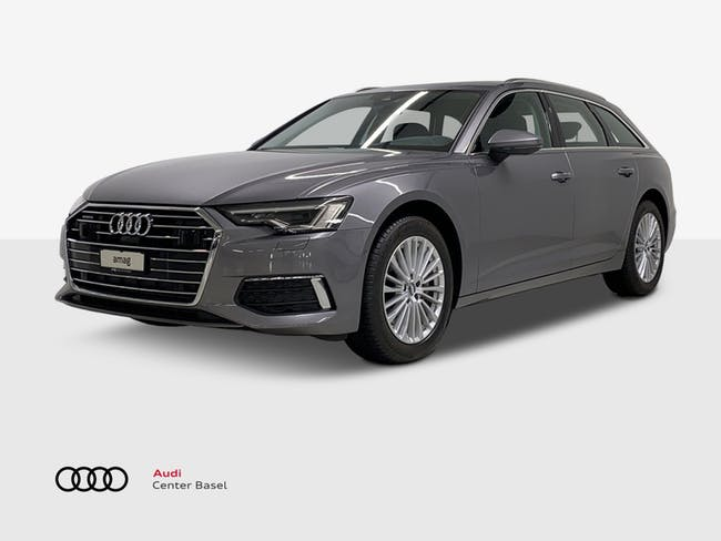 Audi A6 Avant 45 TFSI design Attraction 14'900 km CHF57'990 - buy on carforyou.ch - 1