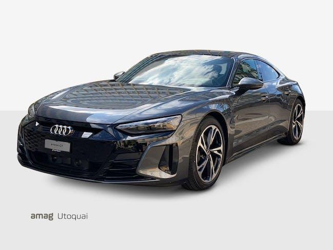 Audi e-tron GT quattro 25 km CHF121'500 - buy on carforyou.ch - 1