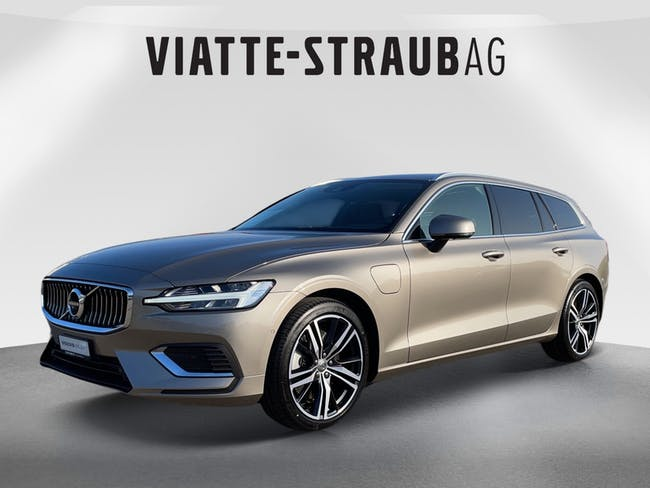 Volvo V60 2.0 T6 TE Inscription eAWD V60 7'870 km CHF51'380 - acquistare su carforyou.ch - 1