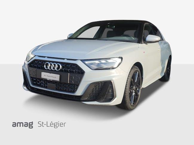 Audi A1 Sportback 35 TFSI S line 9'900 km CHF42'900 - buy on carforyou.ch - 1