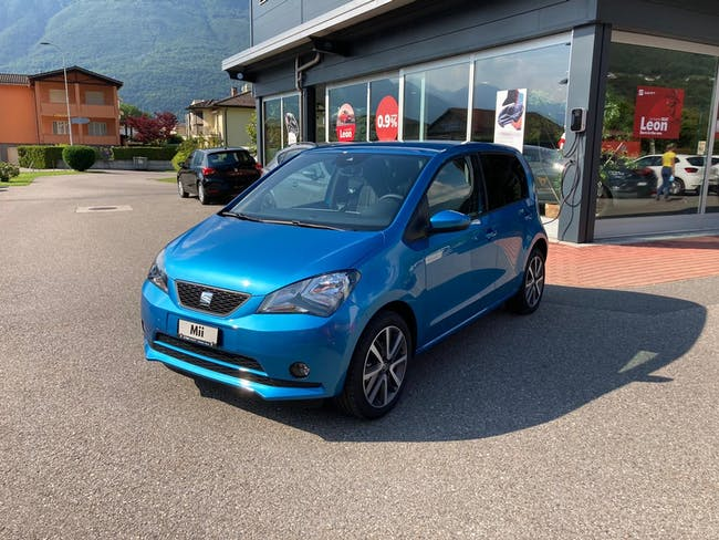 SEAT Mii electric Plus (netto) 10 km CHF23'900 - acheter sur carforyou.ch - 1