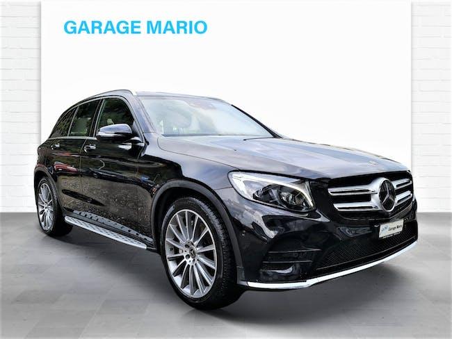 Mercedes-Benz GLC-Klasse GLC 350 e AMG Line 4Matic 7G-Tronic 57'500 km CHF42'700 - acheter sur carforyou.ch - 1