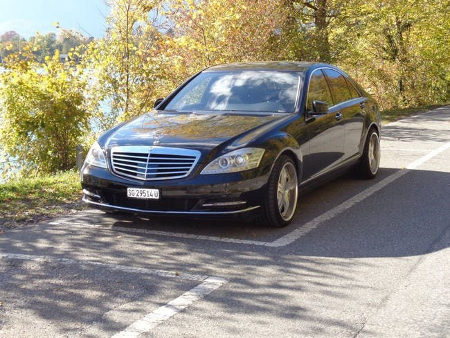 Mercedes-Benz S-Klasse S 350 BlueEfficiency SS 4Matic 7G-Tronic 95'400 km CHF29'500 - acheter sur carforyou.ch - 1