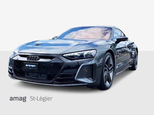 Audi e-tron GT RS e-tron GT 9'900 km CHF159'900 - buy on carforyou.ch - 1