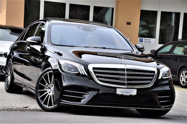 Mercedes-Benz S-Klasse S 500 L 9G-Tronic AMG Line 27'000 km CHF89'900 - acheter sur carforyou.ch - 1