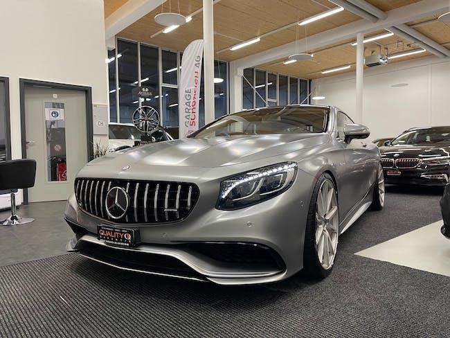 Mercedes-Benz S-Klasse S 63 AMG Coupé 4Matic Speedshift MCT 107'000 km CHF79'900 - acheter sur carforyou.ch - 1