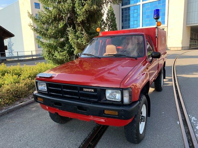 Toyota Hilux YN 65L - MRW 107'000 km CHF19'900 - acheter sur carforyou.ch - 1
