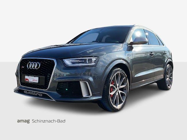 Audi RS Q3 RS Q3 98'900 km CHF31'490 - buy on carforyou.ch - 1