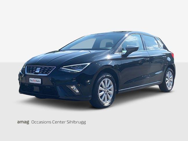 SEAT Ibiza 1.0 EcoTSIXcellence 15'400 km CHF17'900 - buy on carforyou.ch - 1