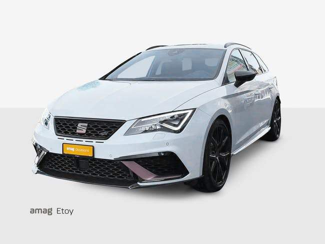 SEAT Leon CUPRA R SPORTSTOURER 4DRIVE STOPP - START (net) 29'700 km CHF40'900 - buy on carforyou.ch - 1