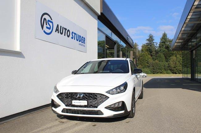 Hyundai i30 1.5 T-GDi N-Line 30 km CHF32'300 - acheter sur carforyou.ch - 1