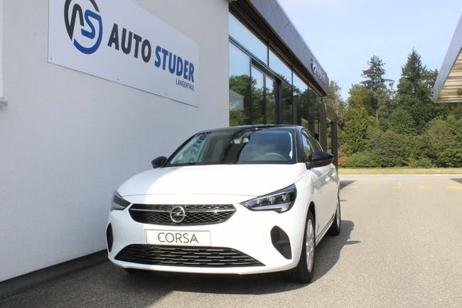Opel Corsa F 1.2 T Edition 30 km CHF25'120 - buy on carforyou.ch - 1