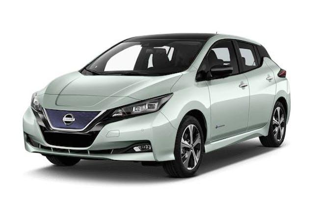 Nissan Leaf Acenta 38'000 km CHF19'000 - acheter sur carforyou.ch - 1