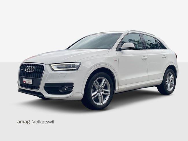 Audi Q3 Q3 73'000 km CHF24'900 - buy on carforyou.ch - 1