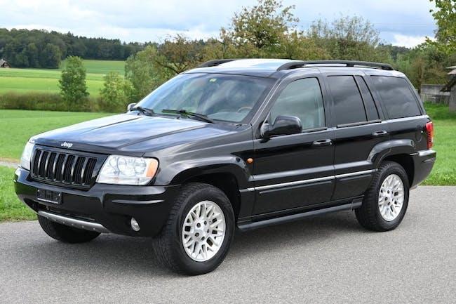 Jeep Grand Cherokee 4.7 Overland Automatic 244'000 km CHF6'800 - acheter sur carforyou.ch - 1