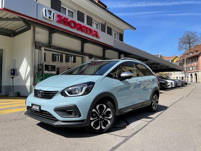 Honda Jazz 1.5i-MMD Crosstar Executive E-CVT 50 km CHF29'850 - acquistare su carforyou.ch - 1
