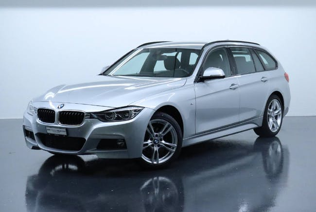 BMW 3er 320d Touring xDrive M Sport 62'100 km CHF29'900 - buy on carforyou.ch - 1