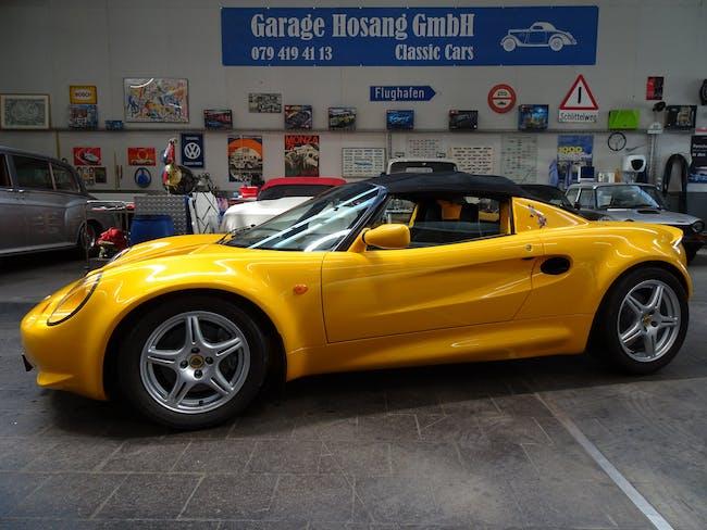 Lotus Elise Elise 38'900 km CHF30'950 - kaufen auf carforyou.ch - 1