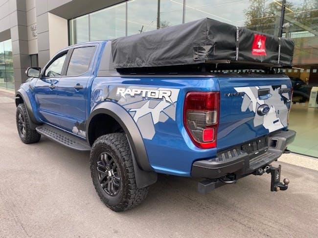 Ford Ranger Raptor 2.0 Eco Blue 4x4 A 32'400 km CHF52'900 - buy on carforyou.ch - 1