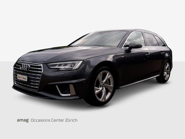 Audi A4 Avant 40 TDI sport 11'000 km CHF43'900 - buy on carforyou.ch - 1