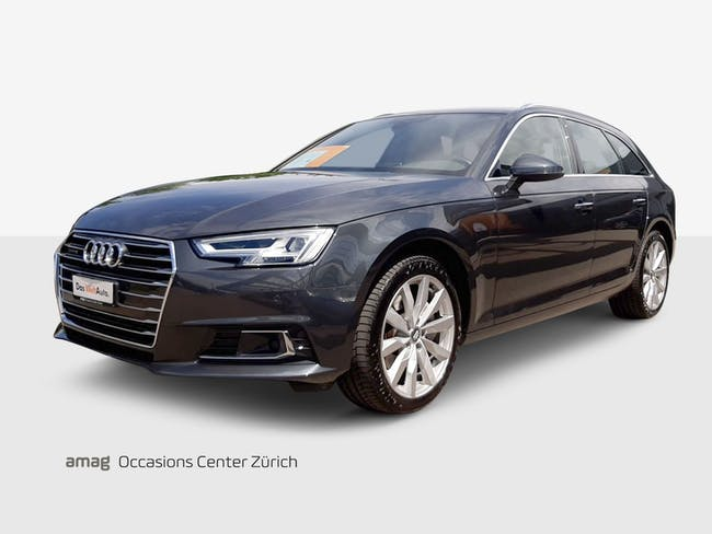 Audi A4 Avant design 98'750 km CHF30'480 - buy on carforyou.ch - 1