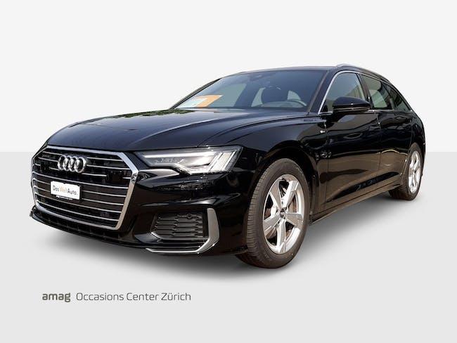 Audi A6 Avant 50 TDI sport 23'500 km CHF58'850 - buy on carforyou.ch - 1