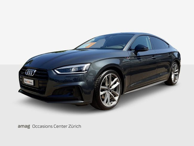 Audi A5 Sportback 40 TDI sport 9'800 km CHF54'900 - buy on carforyou.ch - 1