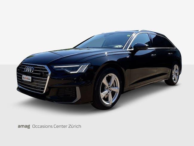 Audi A6 Avant 55 TFSI sport 23'550 km CHF62'900 - buy on carforyou.ch - 1