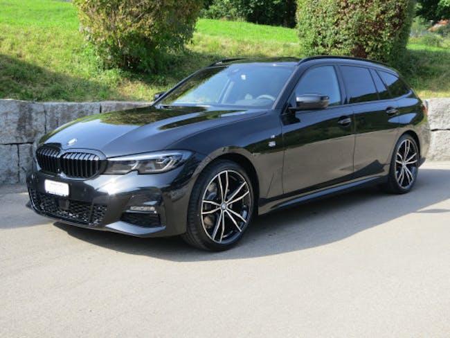 BMW 3er 320d xDrive48VTouring MS 10 km CHF72'900 - buy on carforyou.ch - 1
