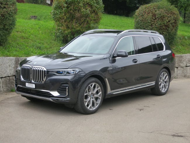 BMW X7 xDrive 30d 21'800 km CHF87'900 - buy on carforyou.ch - 1